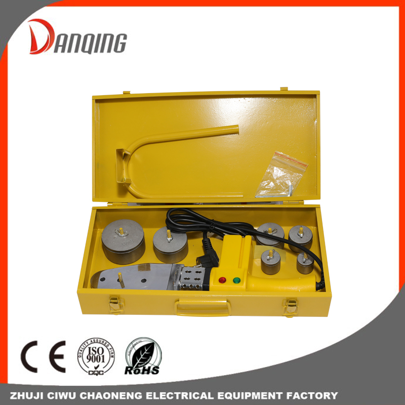 Electronic automatic thermostat Plastic pipe welding machine-600w Automatic Thermostat Ppr Welding Machine