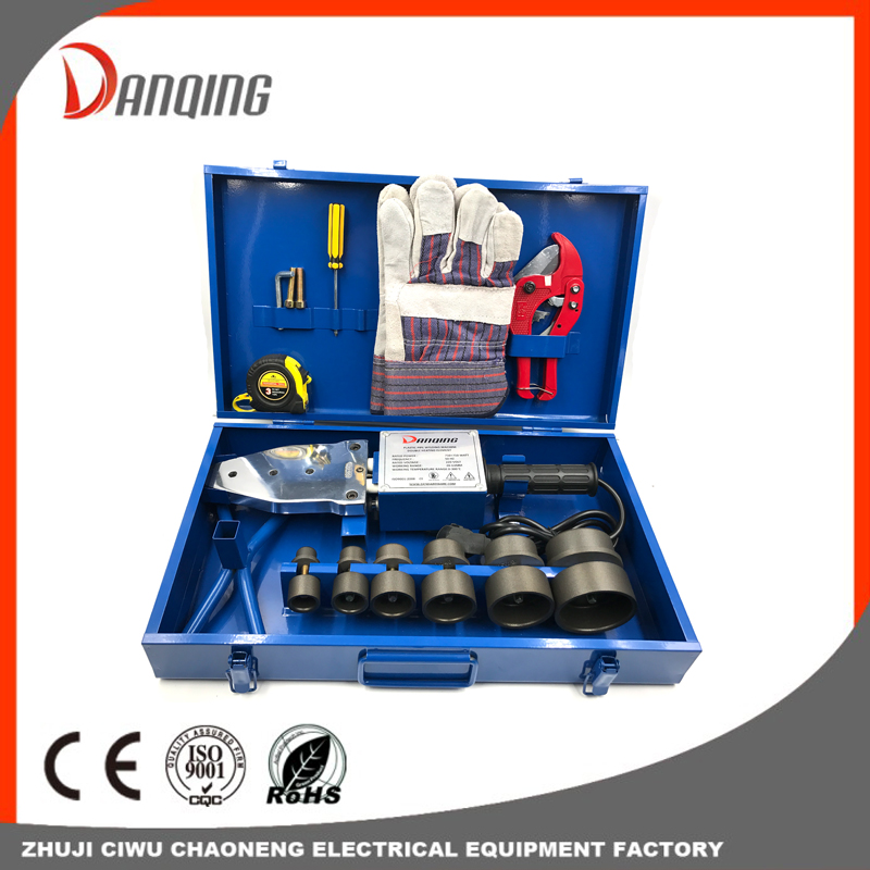 Double heating element Plastic pipe welding machine-Ppr Pipe Socket Joint Fusion Welder