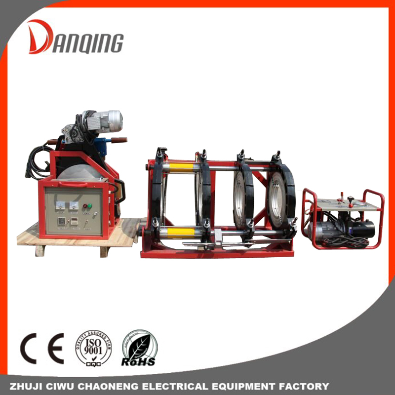 250mm automatic hydraulic welding machine