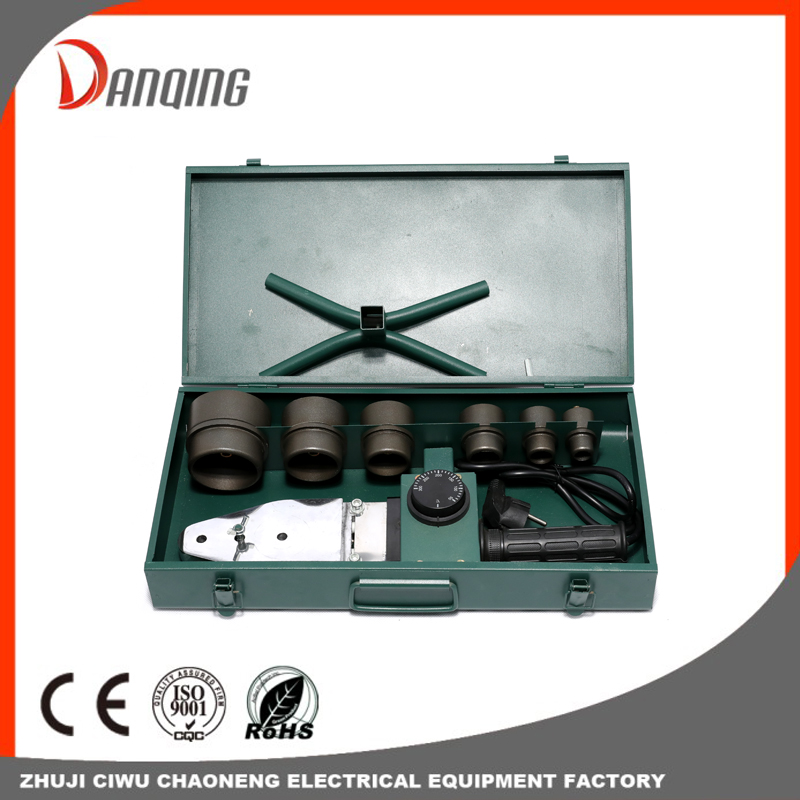 Manual setting Plastic pipe welding machine-Plastic Pipe Thermofusion Welding Machine