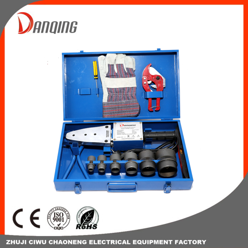 Double heating element Plastic pipe welding machine-Ppr Socket Welding Machine Plastic Pipe Electric