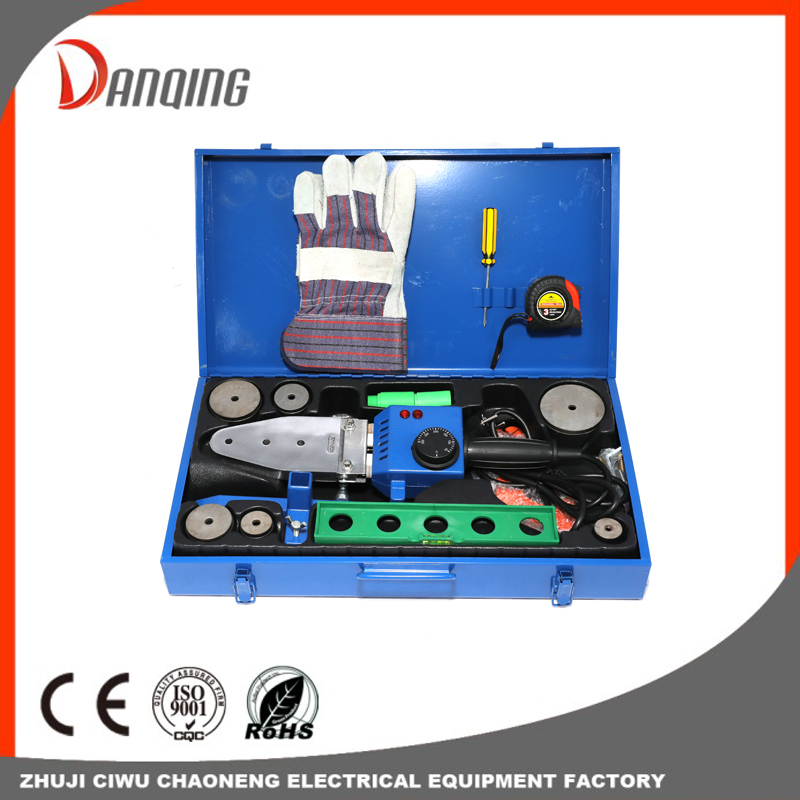 Double heating element Plastic pipe welding machine-CN-008B