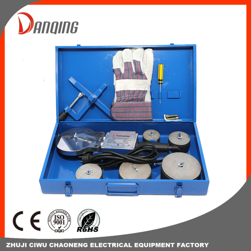 Double heating element Plastic pipe welding machine-Plastic Tube Ppr Pipe Hot Melt Welding Machine