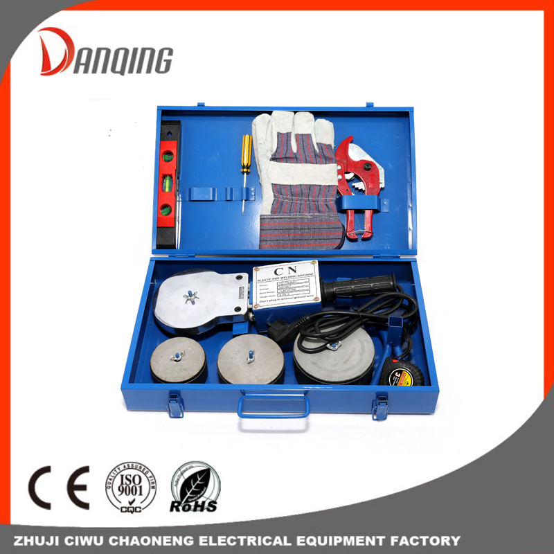 Double heating element Plastic pipe welding machine-Ppr Pipe Thermo Fusion Welding Device