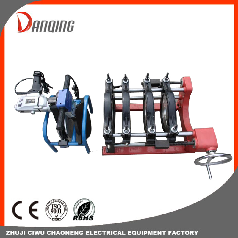 Four ring hand welding machine