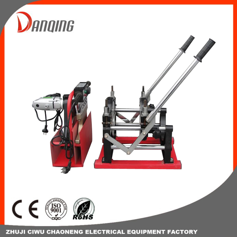 Two ring hand push welding machine