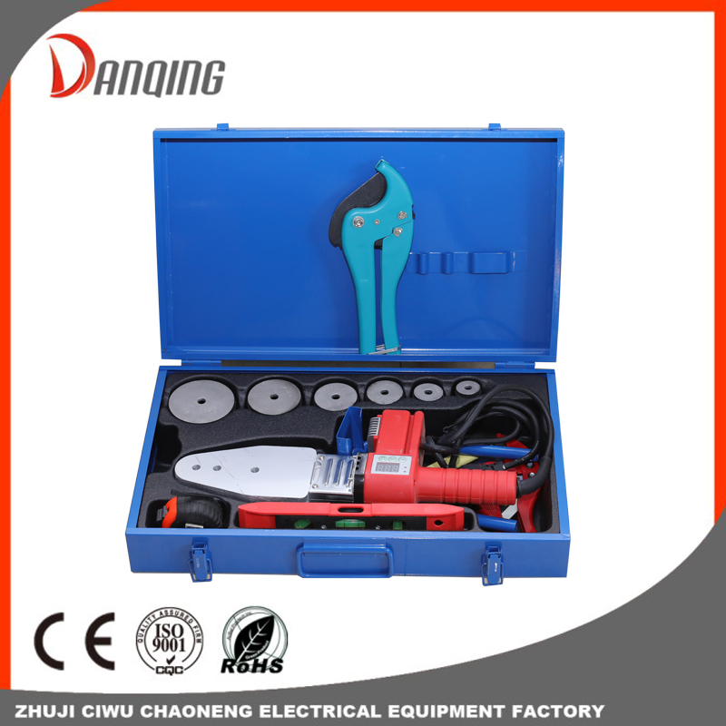 Digital display welding machine Plastic pipe welding machine-Plastic Ppr Pipe Fitting Welding Machine