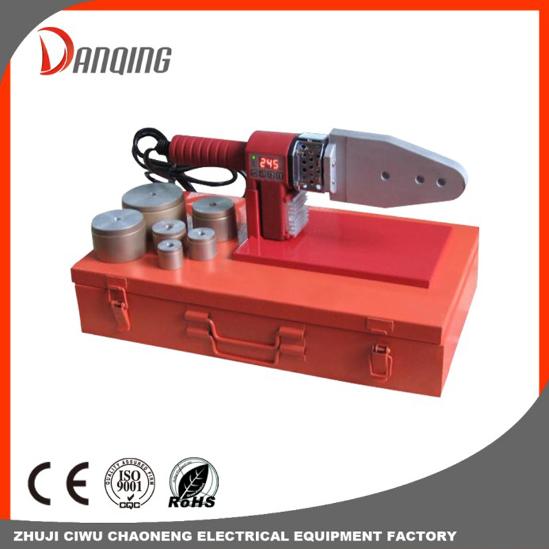 Digital display welding machine Plastic pipe welding machine-Ppr Pipe Socket Fusion Welding Machine