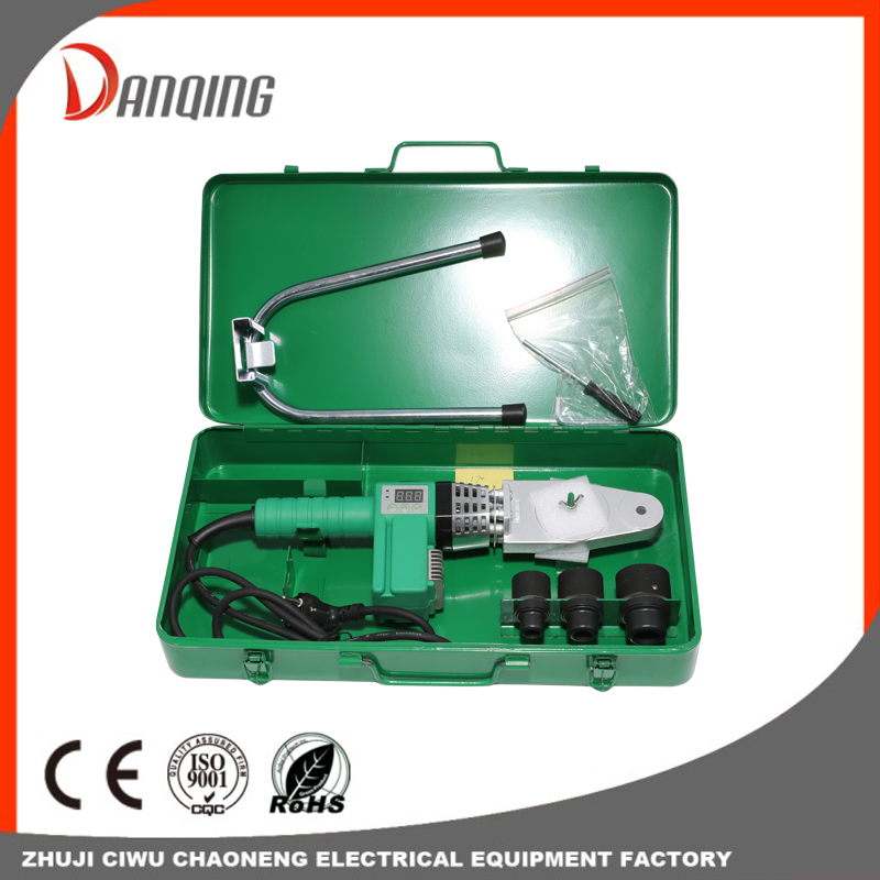 China Digital Display Welding Machine Plastic Pipe Welding