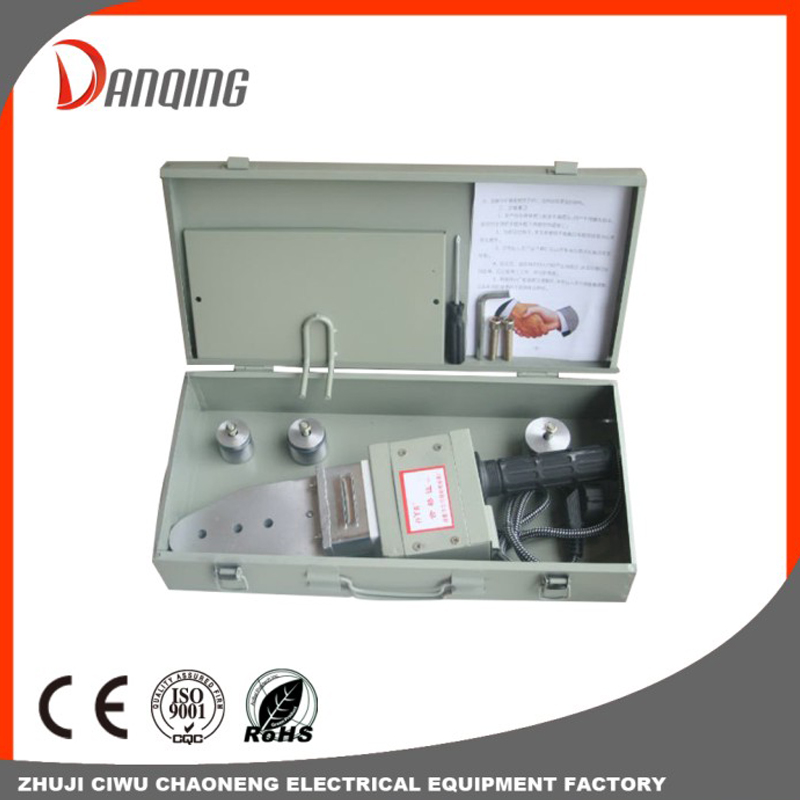 Electronic automatic thermostat Plastic pipe welding machine-Automatic Ppr Plastic Heating Welding Machine