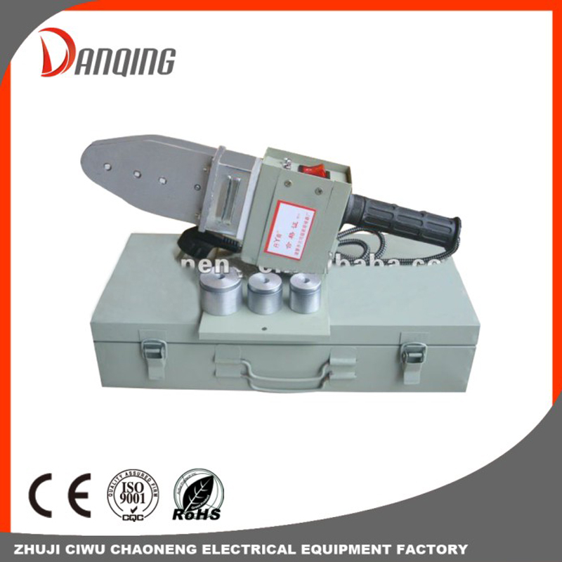 Electronic automatic thermostat Plastic pipe welding machine-Plastic Pipe Thermo Fusion Welding Machine
