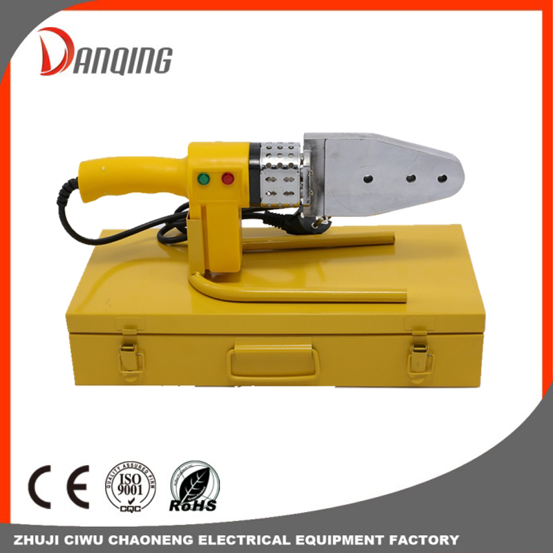 Electronic automatic thermostat Plastic pipe welding machine-Plastic Ppr Fusion Welding Machine Tools