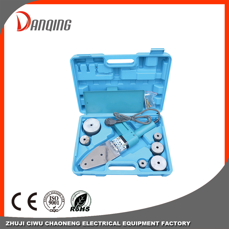 Electronic automatic thermostat Plastic pipe welding machine-Automatic Ppr Pipe Welding Heating Joint Machine