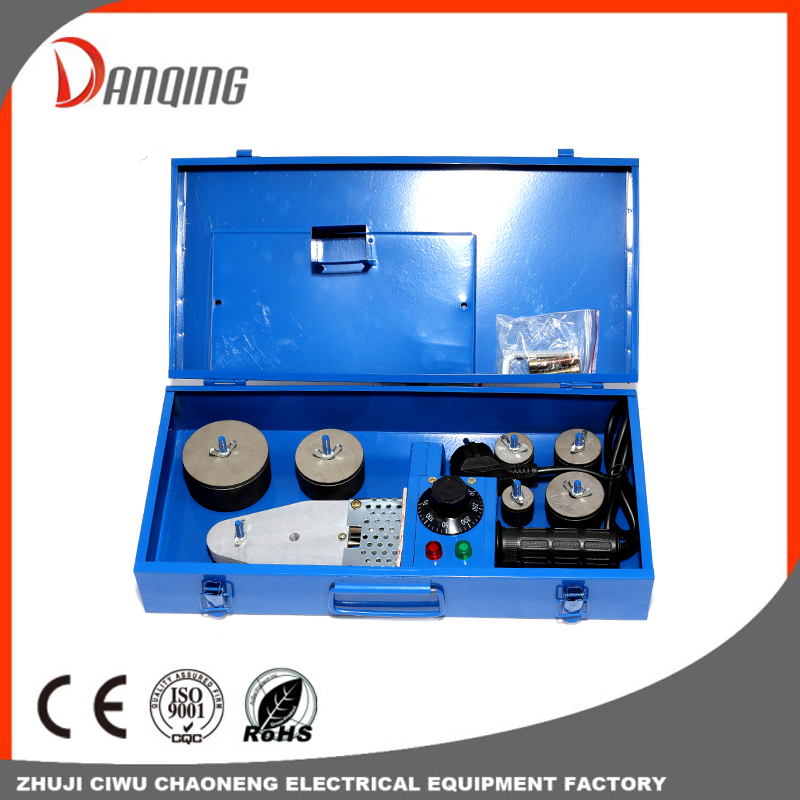 Manual Control PPR Welding Heating Machine