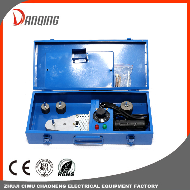 Plastic Ppr Pipe Fitting Tools Welding Machine