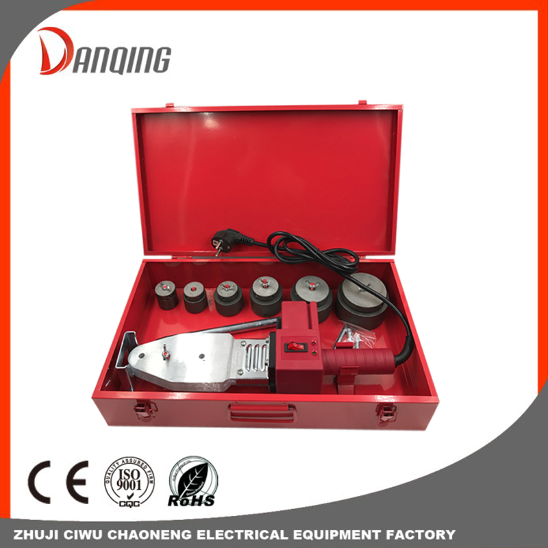 Manual Plastic Pipe Electrofusion Welder
