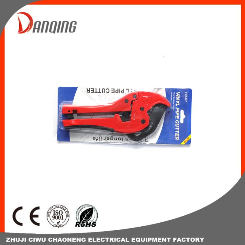 Aluminum Manual PPR Plastic Pipe Scissor Cutter