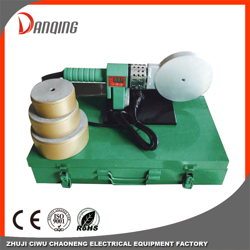 Digital display welding machine Plastic pipe welding machine-75-110mm Poly Pipe Welding Fusion Machine
