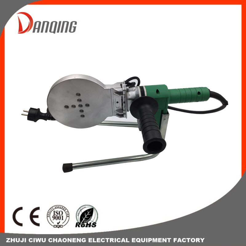 Digital display welding machine Plastic pipe welding machine-160mm Plastic Pipe Welding Joint Machine